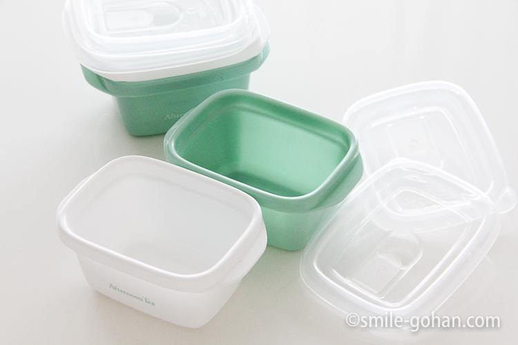 弁当箱 小容器 新品アフタヌーンティー
